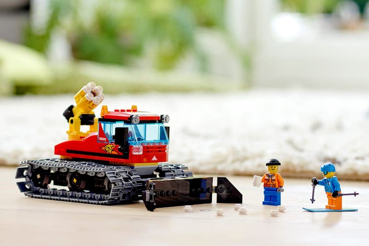 LEGO City Snow Groomer (60222)