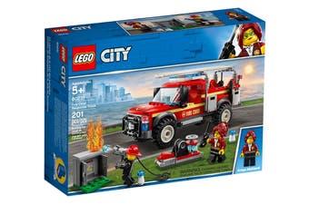 LEGO City Fire Chief Response Truck (60231)