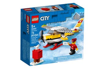 LEGO City Mail Plane (60250)