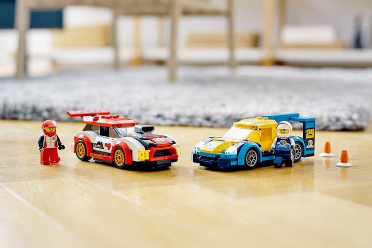 LEGO City Racing Cars (60256)