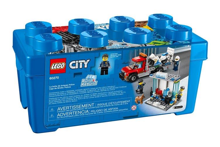 LEGO City Police Brick Box (60270)