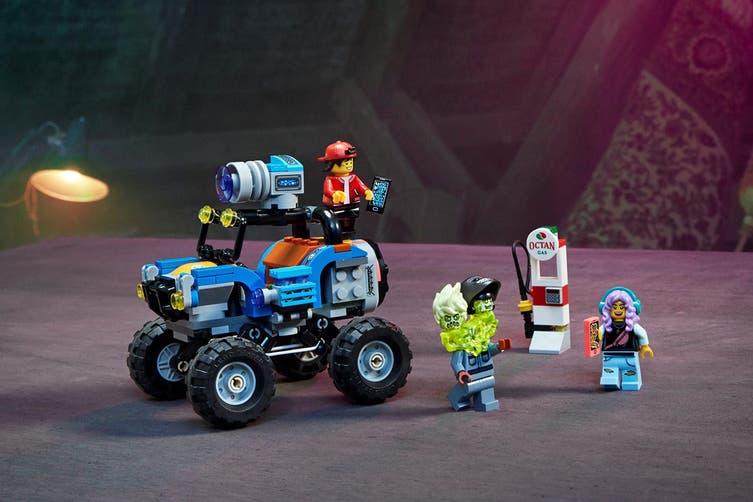 LEGO Hidden Side Jack's Beach Buggy (70428)