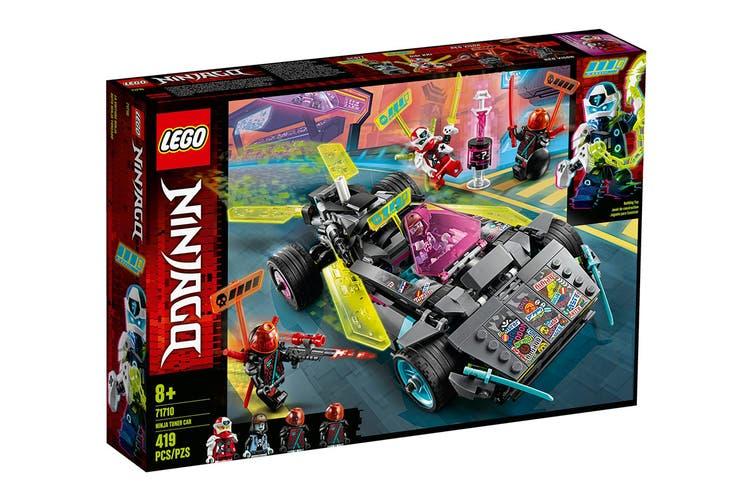 LEGO Ninjago Ninja Tuner Car (71710)