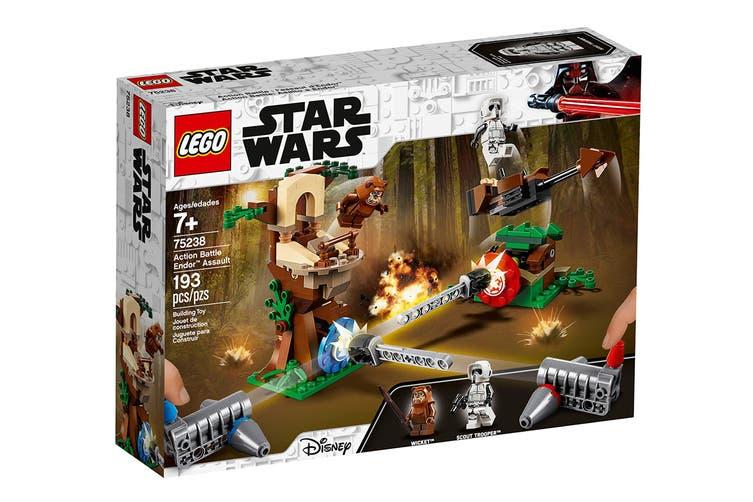 LEGO Star Wars TM Action Battle Endor™ Assault (75238)