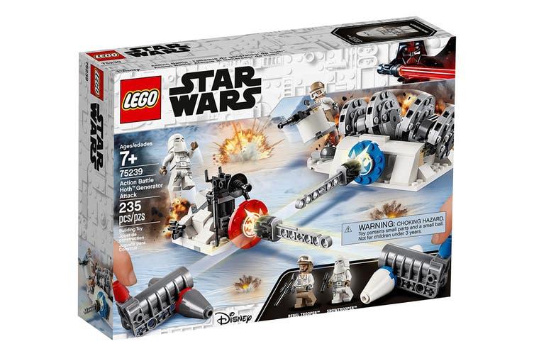 LEGO Star Wars TM Action Battle Hoth™ Generator (75239)