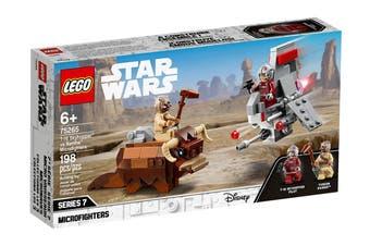 LEGO Star Wars TM T-16 Skyhopper™ vs Bantha (75265)