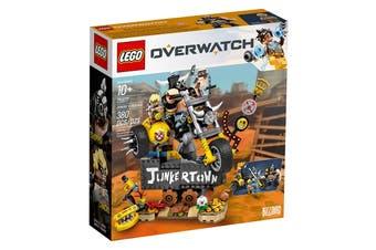 LEGO Overwatch Overwatch Junkrat & Roadhog (75977)