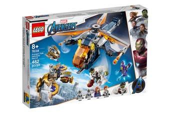 LEGO Super Heroes Avengers Hulk Helicopter (76144)