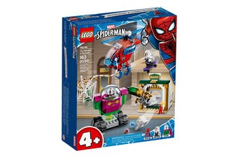 LEGO Super Heroes The Menace of Mysterio (76149)