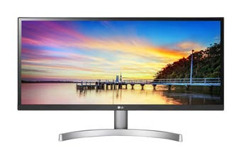 "LG 29"" 21:9 2560x1080 Full HD UltraWide IPS LED Monitor with HDR 10 (29WK600-W)"