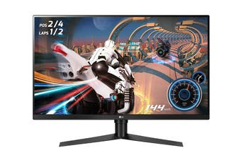 "LG 32"" 16:9 QHD 2560x1440 Gaming Monitor with 144hz and FreeSync (32GK650F-B)"