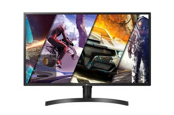 "LG 32"" 16:9 3840x2160 UHD 4K LED Monitor (32UK550-B)"