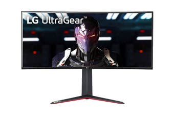 LG 34'' Curved UltraGear Gaming Monitor with G-Sync Compatible (34GN850)