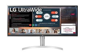 LG 34'' UltraWide Full HD HDR IPS Monitor (34WN650)