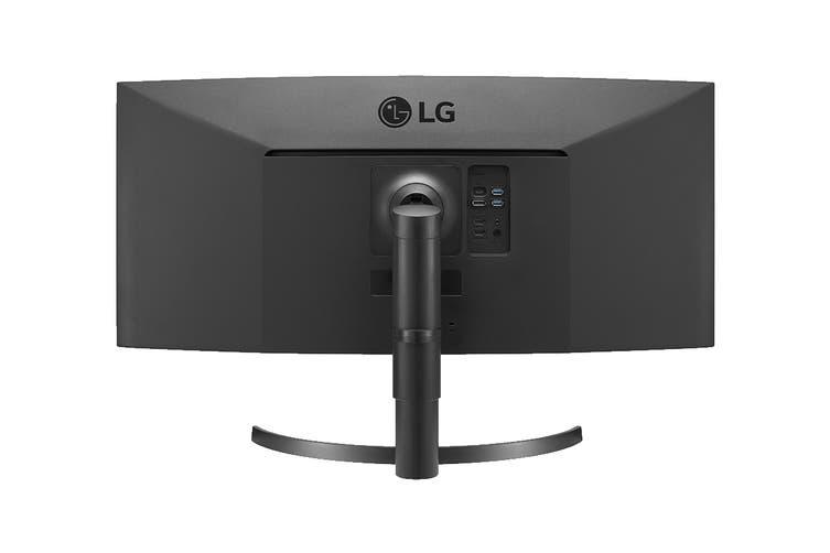 "LG 35"" UltraWide QHD HDR VA Curved Monitor (35WN75C-B)"