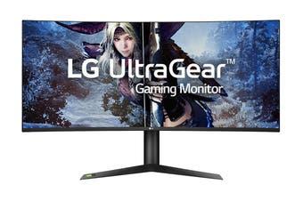 "LG 38"" Curved UltraGear WQHD+ Nano IPS 1ms 144Hz HDR (38GL950G)"