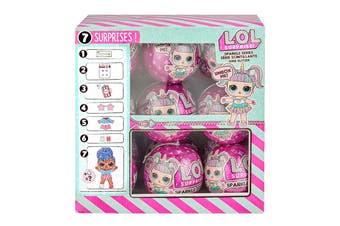 LOL Surprise Dolls Sparkle Series