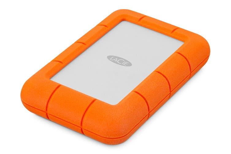 LaCie Rugged Mini Drop Resistant 1TB Hard Drive