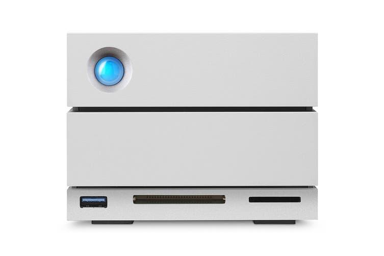 LaCie 2big Dock Thunderbolt 3 20TB USB-C Hard Drive