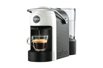 Lavazza Jolie Espresso Coffee Machine with BONUS Capsules - White (18000009)