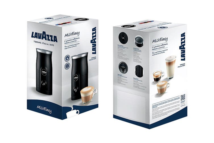 Lavazza Milk Easy Frother - Black (18200092)