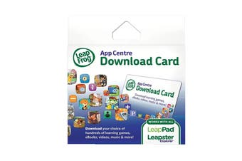 LeapFrog Leappad Digital Download ($30 value)