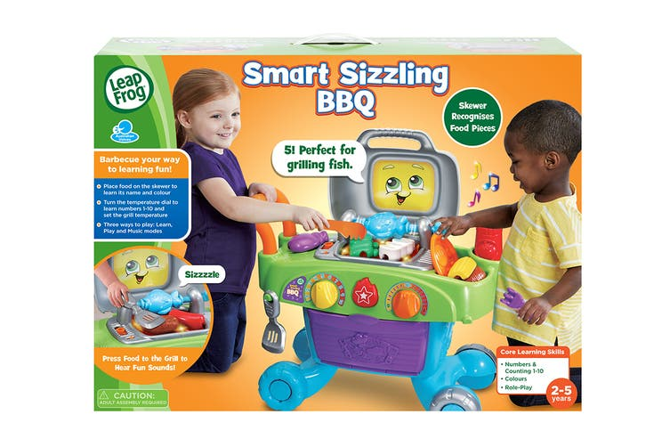 LeapFrog Smart Sizzling BBQ