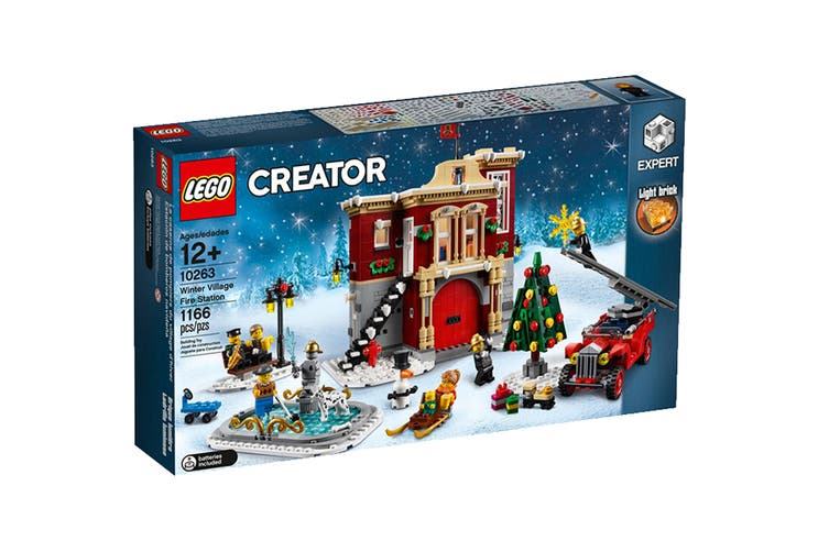 LEGO Creator Winter Fire Station (10263)
