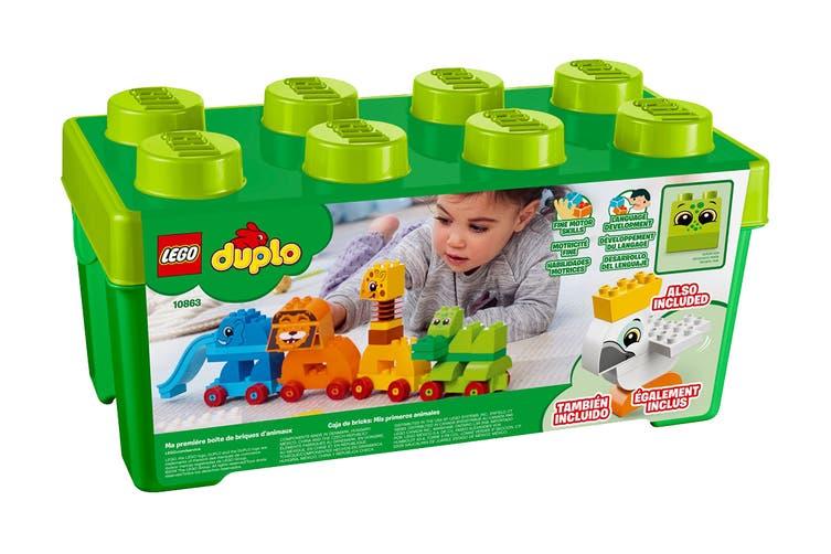 LEGO DUPLO My First Animal Brick Box (10863)