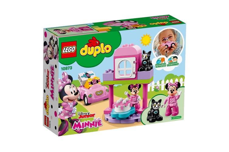 LEGO DUPLO Minnie's Birthday Party (10873)