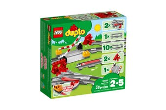 LEGO DUPLO Train Tracks (10882)