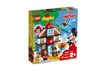 LEGO Disney Mickey's Holiday House (10889)