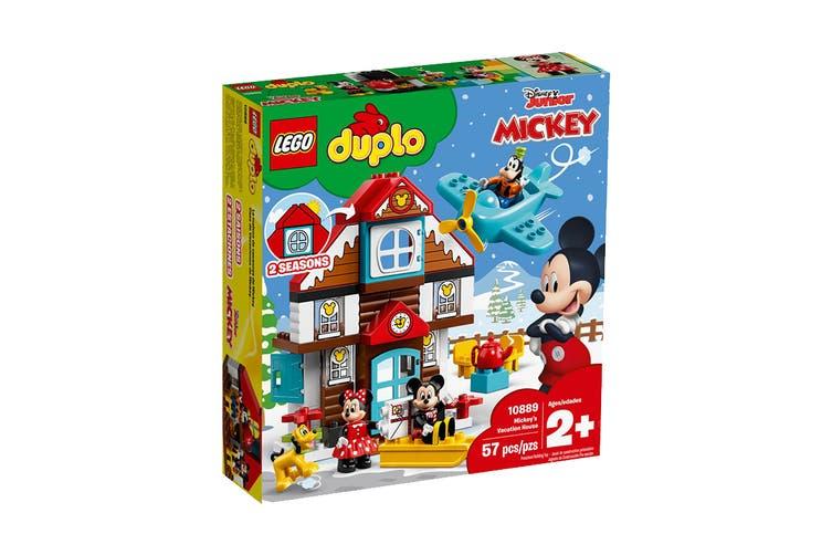 LEGO Disney Mickey's Holiday House (10889)