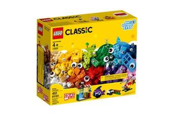 LEGO Classic Bricks and Eyes (11003)