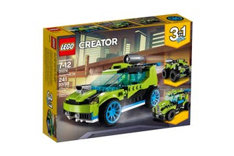 LEGO Creator Rocket Rally Car (31074)