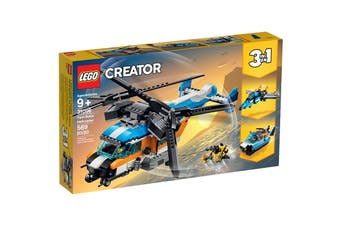 LEGO Creator Twin-Rotor Helicopter (31096)