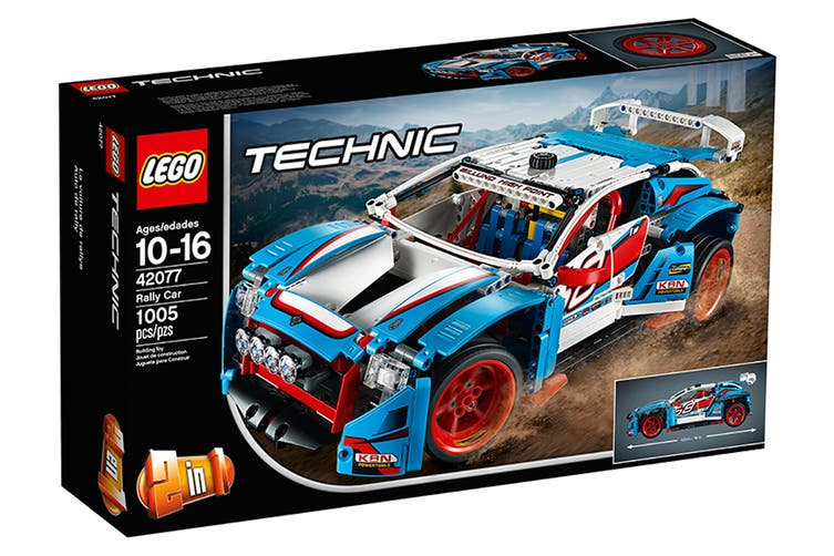 LEGO Technic Rally Car (42077)