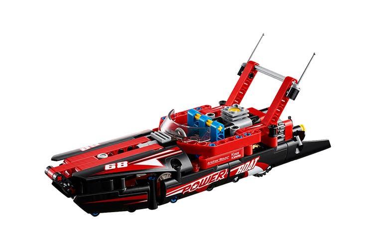 LEGO Technic Power Boat (42089)