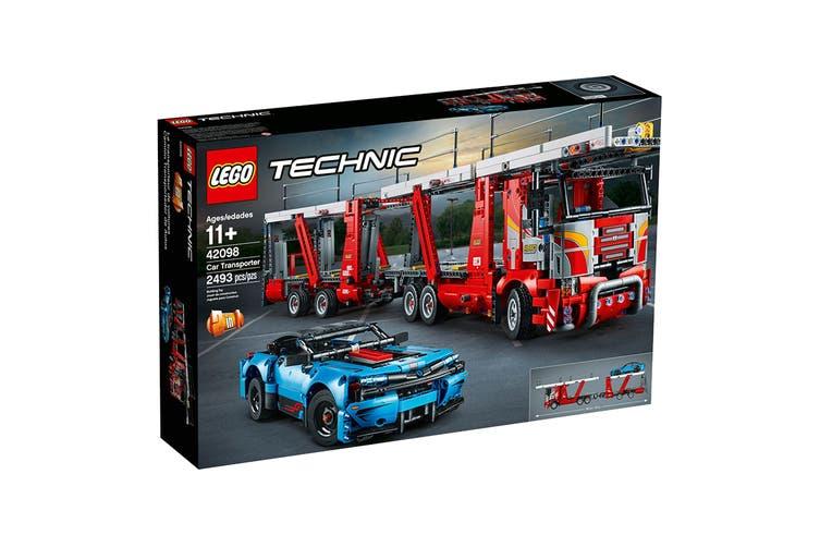 LEGO Technic Car Transporter (42098)