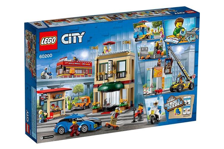 LEGO CITY Capital City (60200)