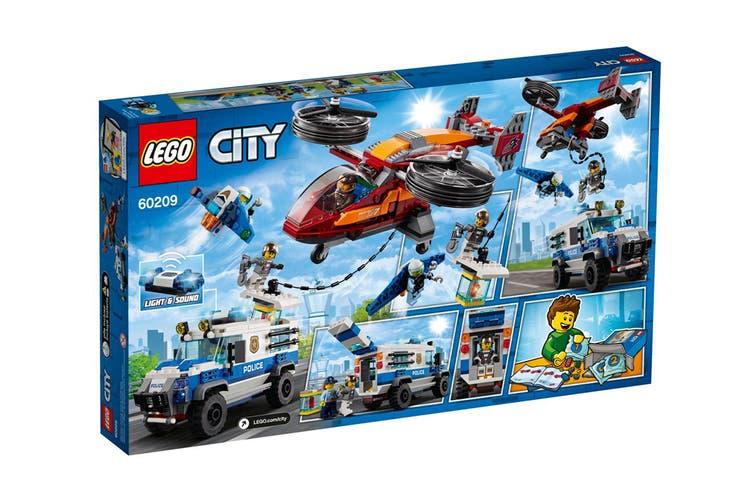 LEGO City Sky Police Diamond Heist (60209)