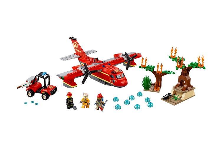 LEGO City Fire Plane (60217)