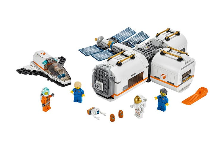 LEGO City Lunar Space Station (60227)