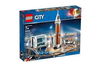 LEGO City Deep Space Rocket and Launch Control (60228)