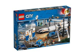 LEGO City Rocket Assembly & Transport (60229)