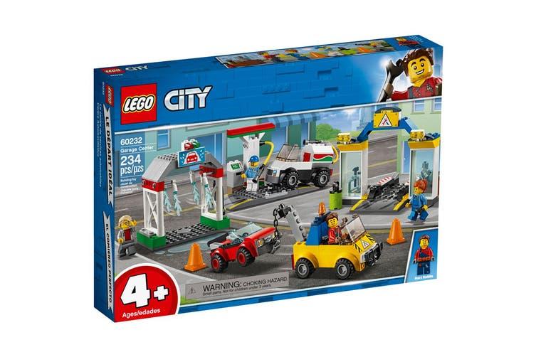 LEGO City Garage Center (60232)