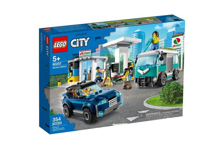 LEGO City Service Station (60257)