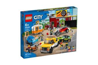 LEGO City Tuning Workshop (60258)