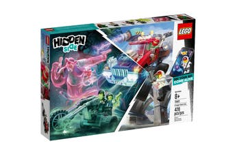 LEGO Hidden Side El Fuego's Stunt Truck (70421)