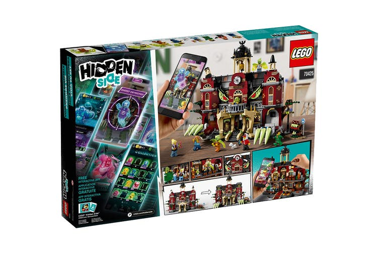 LEGO Hidden Side Newbury Haunted High School (70425)